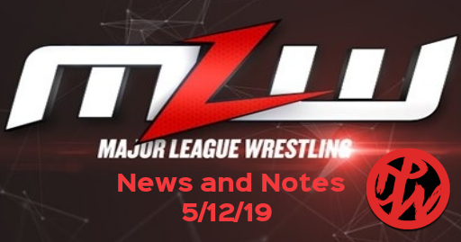 MLW News and Notes 5/12/19 | Austin Aries