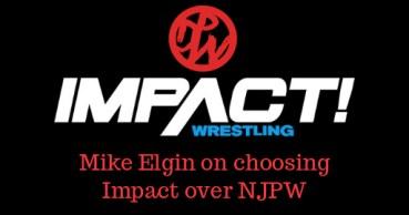 Elgin Impact NJPW
