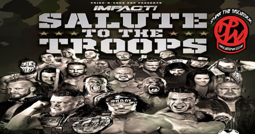 Salute to the troops review
