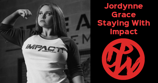 Jordynne Grace Officially Signs With Impact | 5/20/19 Update
