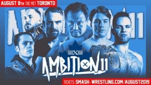 wXw Ambition 11