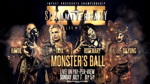 "Slammiversary 2019 Knockouts ""Monster's Ball Match"" Highlights Posted"