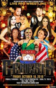 Mission Pro Wrestling Genesis