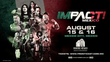 Impact tapings Mexico