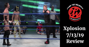 Impact Xplosion 7/13 review