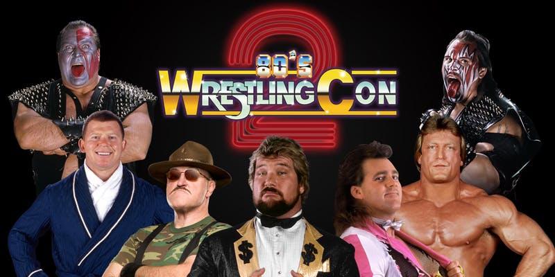 80's Wrestling Con 2