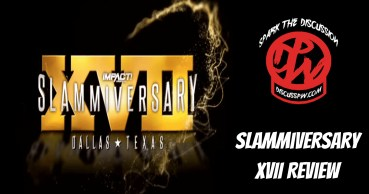 Slammiversary 2019 Review