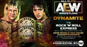 AEW Dynamite Charleston