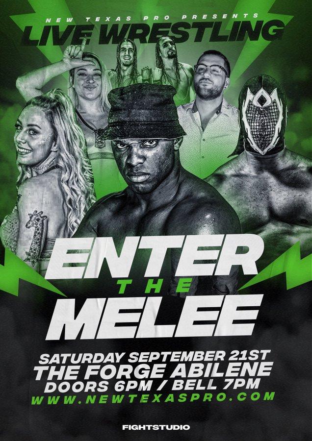 Enter the Melee