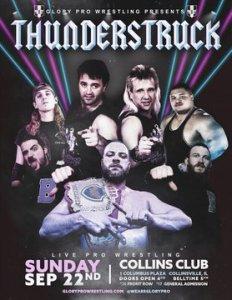 Glory Pro Thunderstruck
