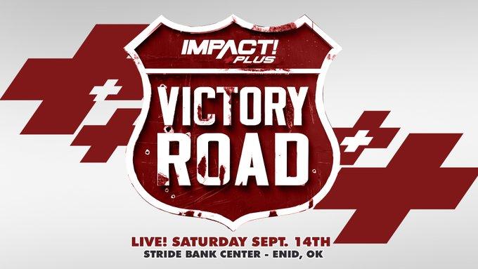 TNA Impact Wrestling Victory Road 2019