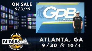 NWA TV Tapings Atlanta