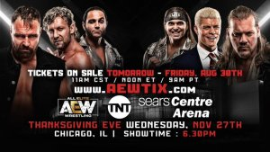 AEW Live Chicago
