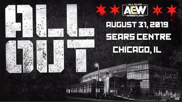 AEW All Out Event Page