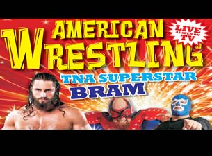 American Wrestling Blackburn