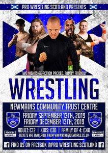 Pro Wrestling Scotland