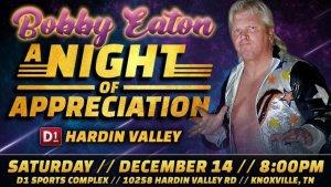 Bobby Eaton Appreciation Night