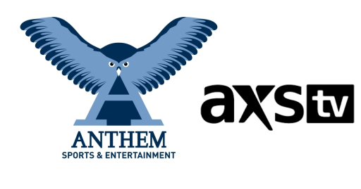 Anthem Sports & Entertainment Acquire AXS TV