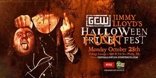 Halloween FrightFest | GameChanger Wrestling