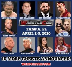 WrestleCon 2020