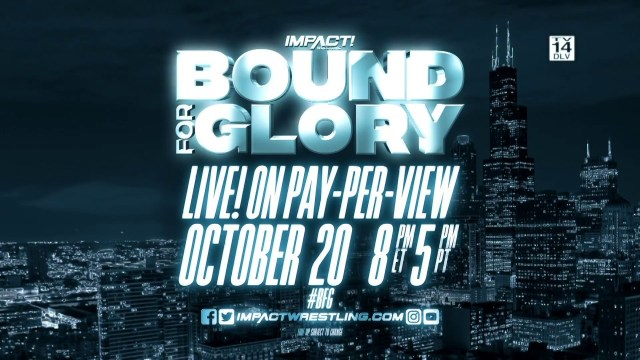 BD's Bound For Glory Preview