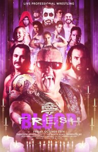 Limitless Wrestling Fresh Blood