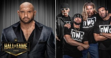 WWE NWO Batista