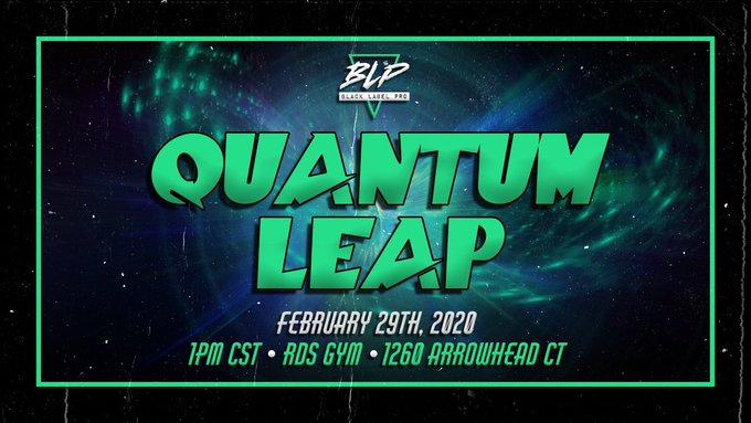 Black Label Pro Quantum
