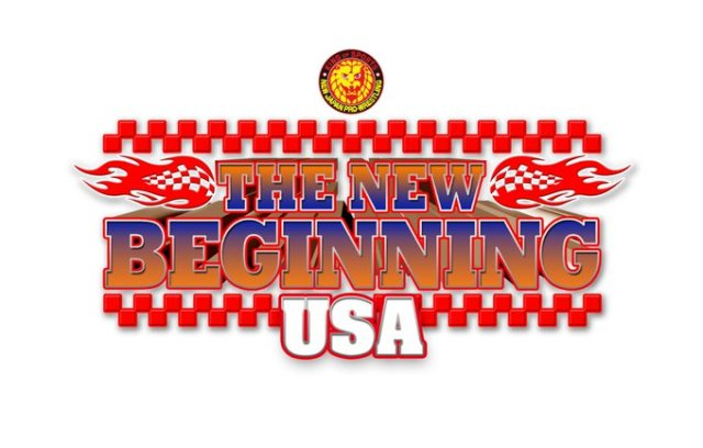 New Beginning Raleigh Results | NJPW News