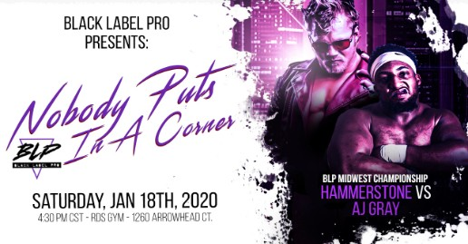 Hammerstone VS AJ Gray Added to Upcoming BLP Show | News