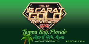 wXw Carat Gold Revenge