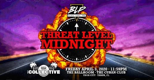 First Match Announced For BLP Threat Level Midnight | News