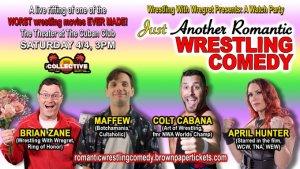 romantic wrestling comedy