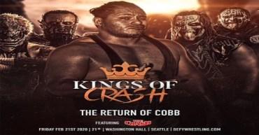 Kings defy crash announced