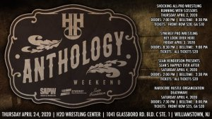 H20 Wrestling Anthology