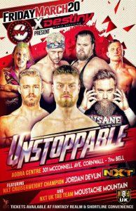 Destiny Wrestling Unstoppable