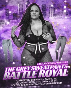 Grey Sweatpants Battle Royal