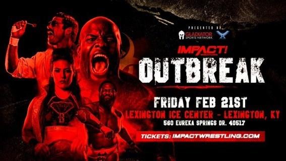 IMPACT Wrestling Outbreak Results   Full Show