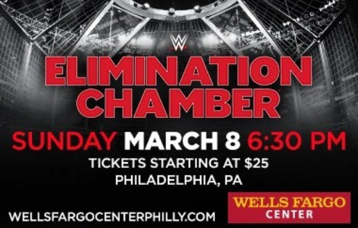 WWE Elimination Chamber 2020 Updated Card | News