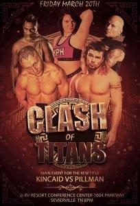 KFW clash titans