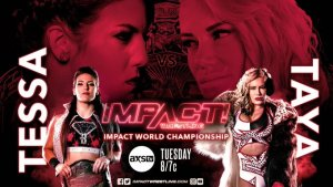 Impact Wrestling March 3rd