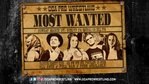 DOA Most Wanted