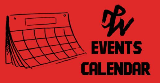 wrestling events calendar