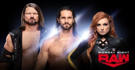 WWE Raw Washington 3/9/20