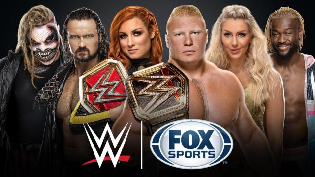 Fox Sports To Air More WWE Content