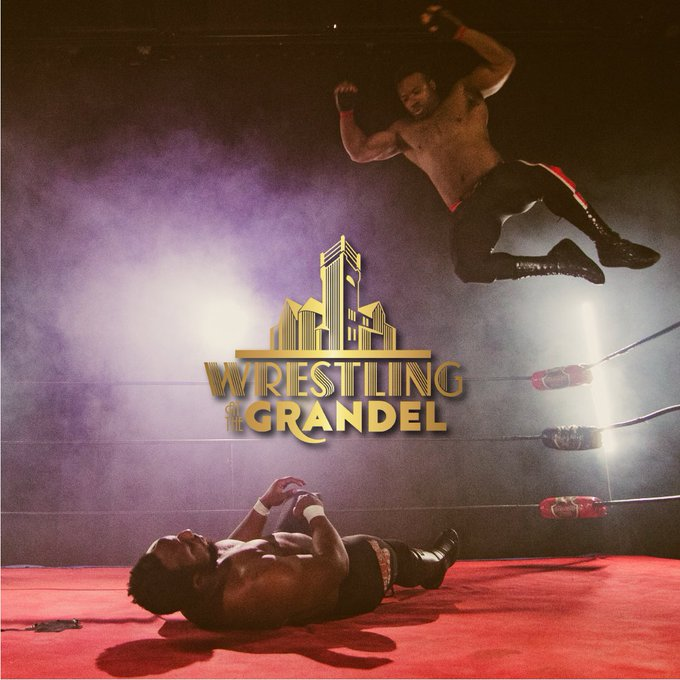 Wrestling at the grandel