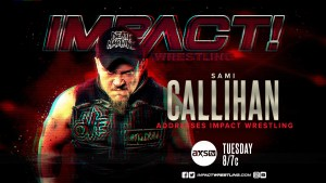 IMPACT Wrestling March 31st