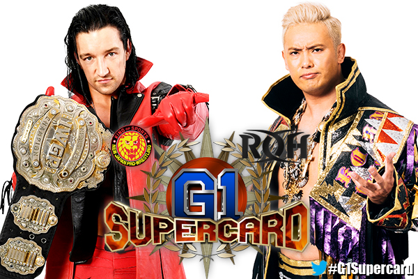 ROH/NJPW 2019 G1 Supercard Full Show Posted