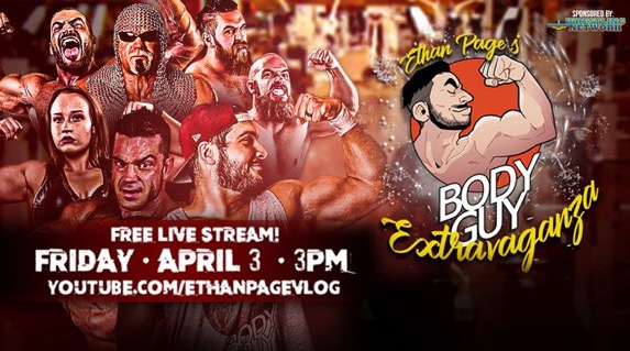Ethan Page's Body Guy Extravaganza Streaming Live For Free
