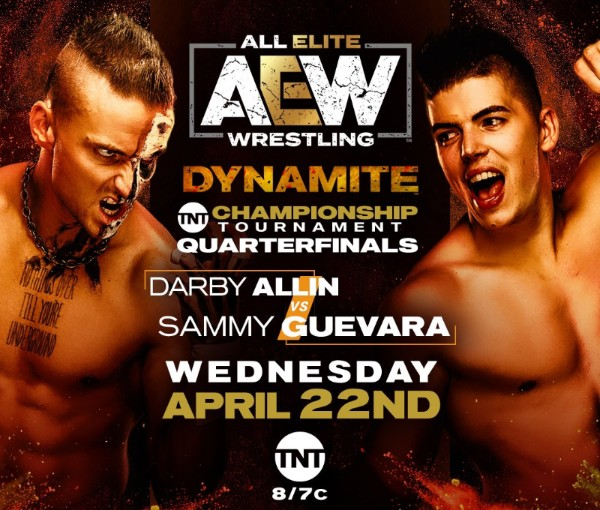 AEW Dynamite Highlights & Results | April 22 2020
